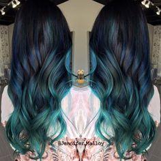 Afbeeldingsresultaat voor mermaid hair