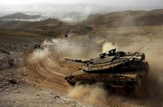 #tanks on the move