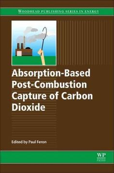 Absorption-based Post-combustion Capture of