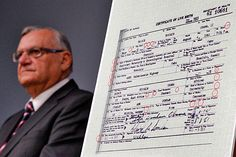 Alabama Supreme Court to Hear Sheriff Joe Evidence Against Obama Birth Certificate