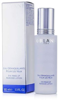 Orlane Eye Makeup Remover Lotion Lotion, Eye Makeup Remover, Shampoo, How To Remove, Bottle, Beauty, Eyes, Make Up Eyes, Flask
