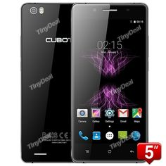 "CUBOT X17S 5.0\"" FHD MTK6735 Quad-core 64-bit Android 5.1 4G LTE Phone 16MP CAM 3GB RAM 16GB ROM 2.5D Screen OTG P05-CUX17S"