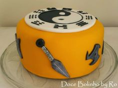 Bolo Naruto Sweets Cake, Cupcake Cakes, Gateau Iga, Bolo Do Naruto, Naruto Party Ideas, Naruto Birthday, Anime Cake, Bithday Cake, Birthday Treats