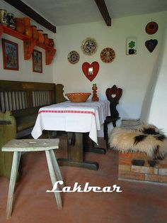 My summer kitchen in Hungary Summer Kitchen, Other Rooms, Hungary, Entryway Tables, House Design, Projects, Beehive, Furniture, Countryside