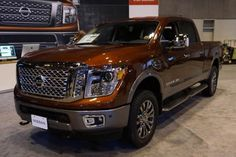 2017 Nissan Titan XD is ready with 5 different trim levels.