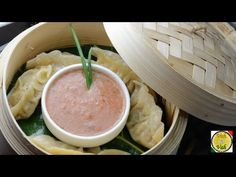 Steamed Chicken Momos - By Vahchef @ vahrehvah.com - YouTube