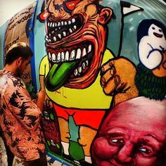 Art Wall, Day 6