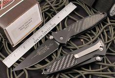 Microtech SOCOM Elite 160-1CF M/A BT folding knife