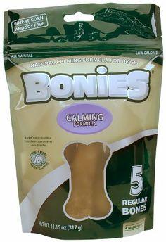 BONIES Natural Calming Multi-Pack REGULAR (5 Bones / 11.15 oz) - http://www.thepuppy.org/bonies-natural-calming-multi-pack-regular-5-bones-11-15-oz/