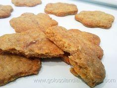 Galletas caseras de zanahoria .Receta casera paso a paso. http://golosolandia.blogspot.com.es/2013/04/Galletas-caseras-de-zanahoria-Receta-casera-paso-a-paso.html