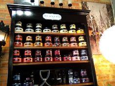 Flower Attic & Gifts. Virden Manitoba    Bean Pod Soy Candles