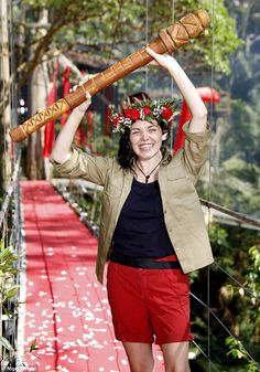 Victory:An emotional Scarlett Moffatt was named the Queen of the Jungle on Sunday evening after winning the fifteenth series of I'm A Celebrity... Get Me Out Of Here!