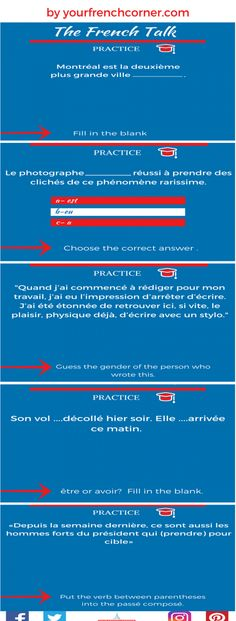 15 Simple Ways to Practice French This Month (March Edition) #FLE #FSL #learningfrench