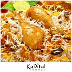 Chase away the mid-week blues with our chicken #biryani- an aromatic and flavourful one-pot dish made with long grain basmati rice, chicken, fresh spices and herbs. Are we seeing you there?    #KapitalLounge #manalicalling #Manali #indiancuisine #food #restaurant #foodlovers #goodfood #foodporn #goodfriends #foodphotography #finedining #spices #kullu #himachal #kasol #india #soulfood #followforfollow #manaliinn #mountain #travellust #wanderlust #foodtips #foodguide #foodie #hungry…