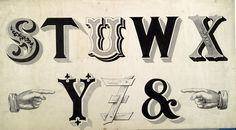Vintage Fonts | 15 Vintage Typography Fonts and Flourishes – Free | Stock Graphics ...