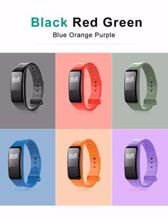 Health sport wristband monitor