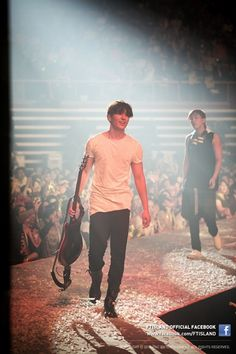 Jonghoon,hongki after fthx concert