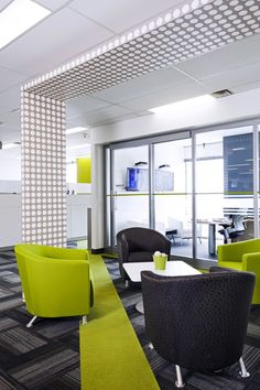 Informal meeting place | Bell Medias Toronto Offices / Mayhew