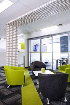 Informal meeting place | Bell Medias Toronto Offices / Mayhew