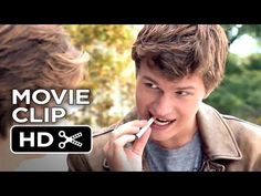 The Fault In Our Stars Movie CLIP - It's A Metaphor (2014) - Shailene Woodley Movie HD - YouTube