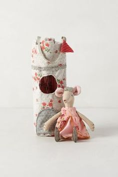 Mouse In A Tower #Anthropologie