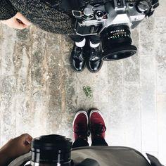 """1,089 Me gusta, 24 comentarios - • ʟ ᴀ ᴜ ʀ ᴀ • (@lualunera) en Instagram: """"✨Uno de mis deseos para el 2017 es poder viajar más a menudo, cámara en mano, y conocer a gente…"""""""