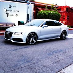 A7 on CV5 20x10.5 all around. #vossen #teamvossen - @vossen- #webstagram