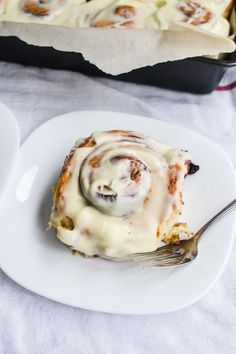 Recipe for carrot cake cinnamon rolls with cream cheese frosting.