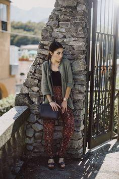 Уличная мода: Итальянский фэшн-блоггер Mia Di Domenico