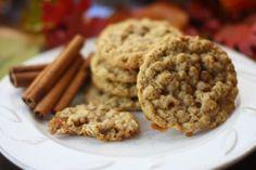 Caramel Oatmeal Cookies!