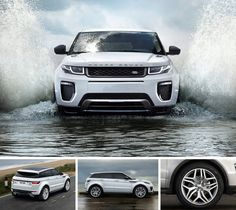 The 2016 Range Rover Evoque comes with upgraded design, engines and also interior. The new Range Rover Evoque 2016 offers two diesel engines and one petrol. Jaguar Land Rover, Land Rover Car, Range Rovers, Range Rover Evoque Price, Supercars, Hilux 2016, The New Range Rover, Ranger, Stormtrooper
