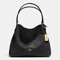 ≪COACH≫|EDIE SHOULDER BAG 31 IN REFINED PEBBLE LEATHER