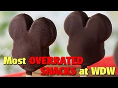 Most Overrated Snacks at Walt Disney World | DIS Unplugged Minisode - YouTube