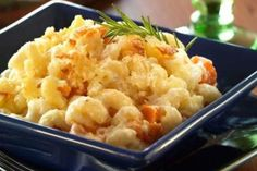 Good For You Macaroni and Cheese Recipe