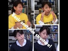 """Let's practice Japanese !! 14: """"Basic sentence structure! """""""