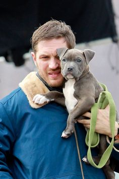 3. Tom Hardy-Animal Rescue