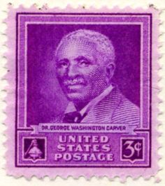 George Washington Carver Stamp
