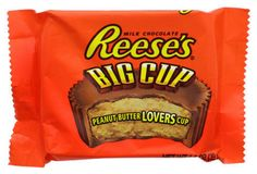Reese s Big Cups 39g Peanut Butter American Import