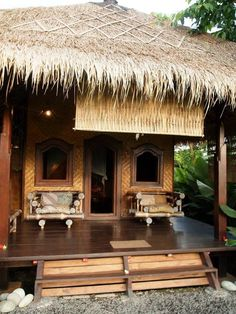 Check out this awesome listing on Airbnb: Authentic Balinese Bungalows  in…