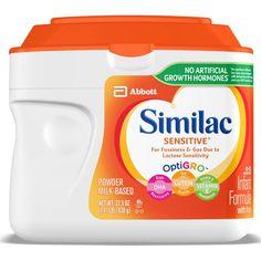 Similac Sensitive Infant Formula Powder with Iron - 22.5oz