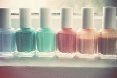 obsessed with nail polish these days