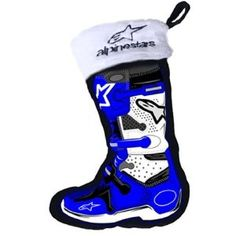Motocross stocking. Would love to find one for trae