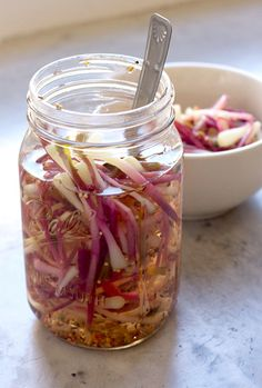 pickled ramps pickling is a great way to preserve ramps the wild ...