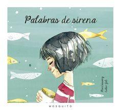 Palabras de sirena – Mosquito Books Barcelona