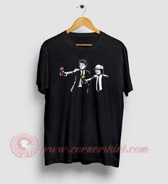 Scoop Fiction Stranger Things T Shirts Strange Things Season 2, Stranger Things Shirt, Custom Made T Shirts, How To Make Tshirts, Movie T Shirts, Cheap Shirts, Shirt Price, Vintage Shirts, Hypebeast