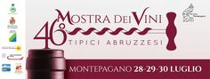 Mostra dei Vini Tipici Abruzzesi - Montepagano | Eventi Teramo #eventiteramo #eventabruzzo