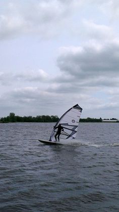 time for some original pins again, todays surf at the Langeraarse plas 2013-05-25