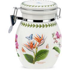 Portmeirion Jam Jar, Botanic Garden Exotic found on Polyvore