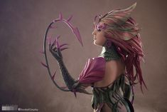 Zyra Cosplay by IssabelCosplay.deviantart.com on @DeviantArt