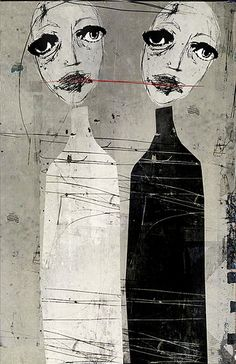 Linda Vachon - Contemporary Artist - Mixed Media                                                                                                                                                     More